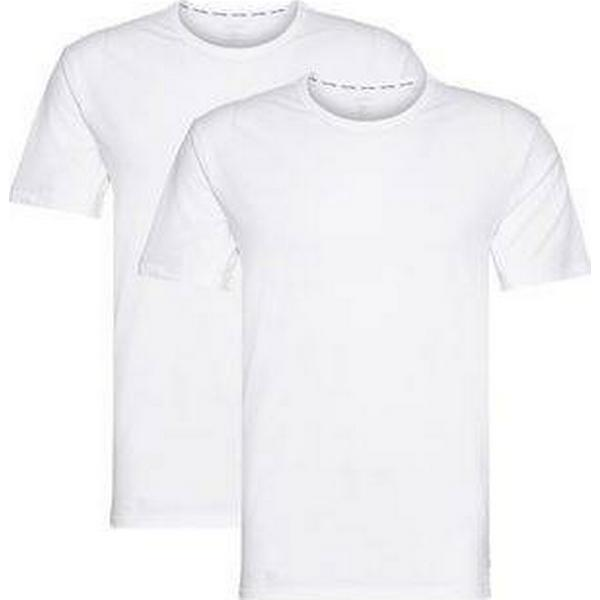 Calvin Klein Modern Cotton T-shirt 2-pack White