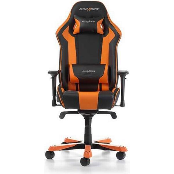 DxRacer King K06-NO Gaming Chair - Black/Orange