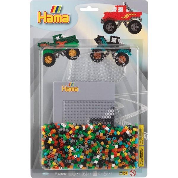 Hama Midi Bead Kit Blister Large 4078