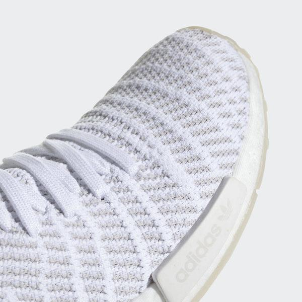 adidas NMD R1 Primeknit (11, BZ0219 WhiteBlack)