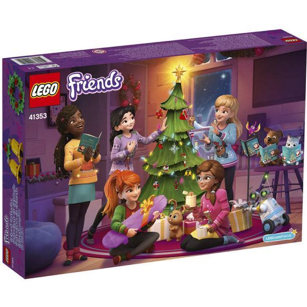 Lego Friends Advent Calendar 2018 41353