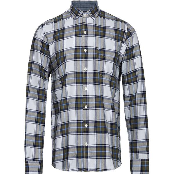 Signal Pelle Oxford Classic Check Shirt - Green