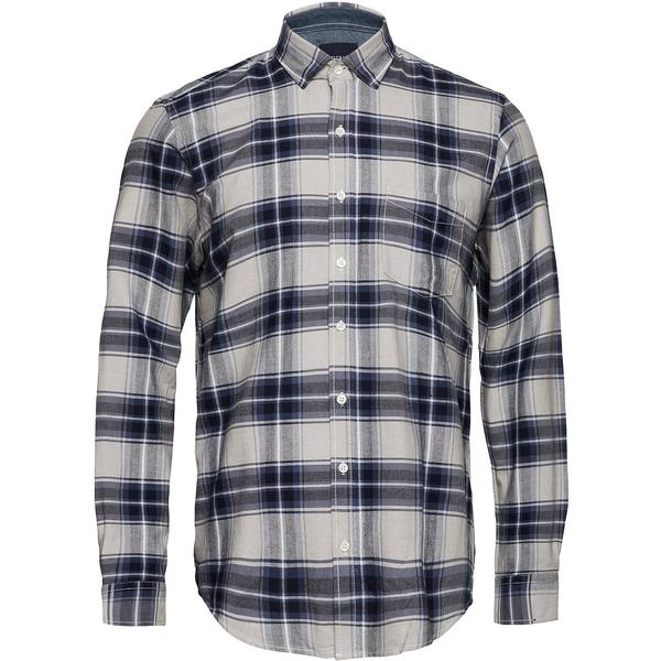 Signal Pelle Oxford Classic Check Shirt - Duke Blue