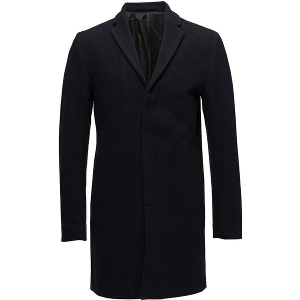 Selected Wool Coat Blue/Dark Navy