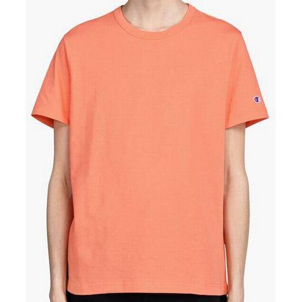 Champion Crew Neck T-shirt Orange