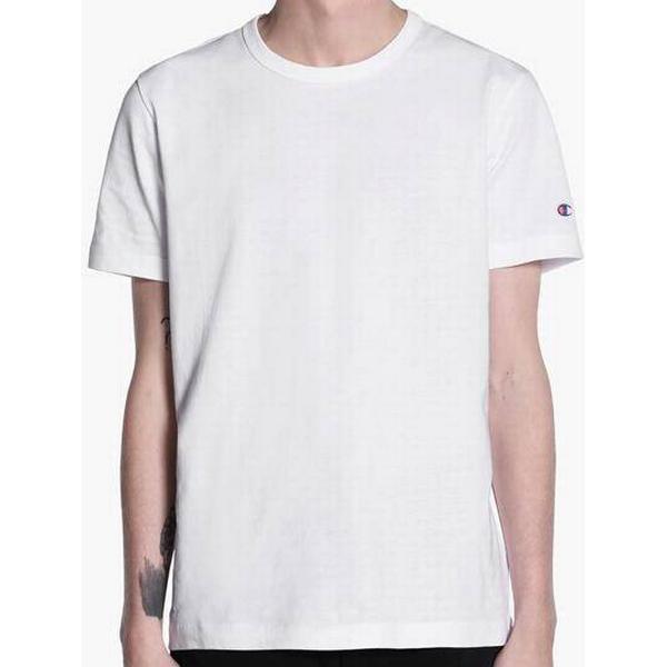 Champion Crew Neck T-shirt White