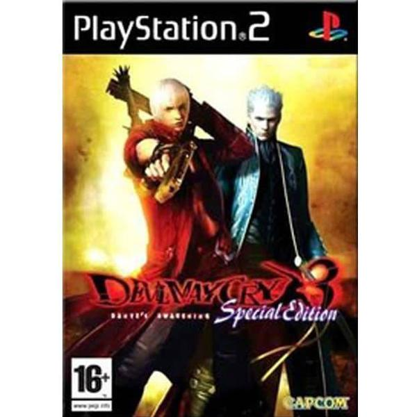 Devil May Cry 3: Dante's Awakening - Special Edition