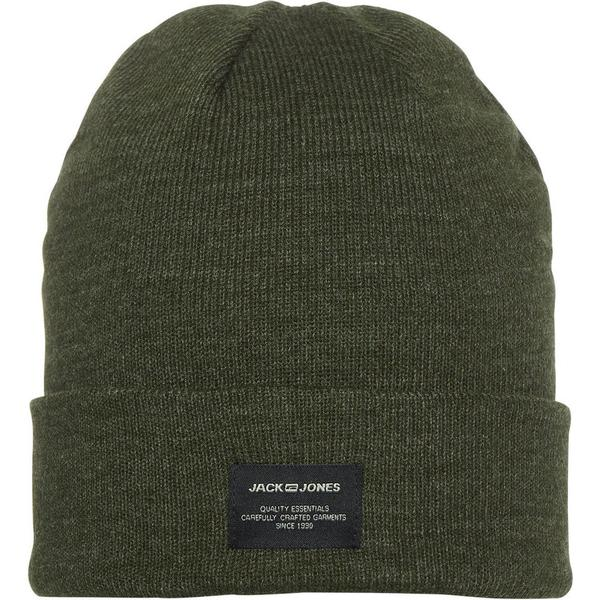 Jack & Jones Classic Beanie Green/Forest Night