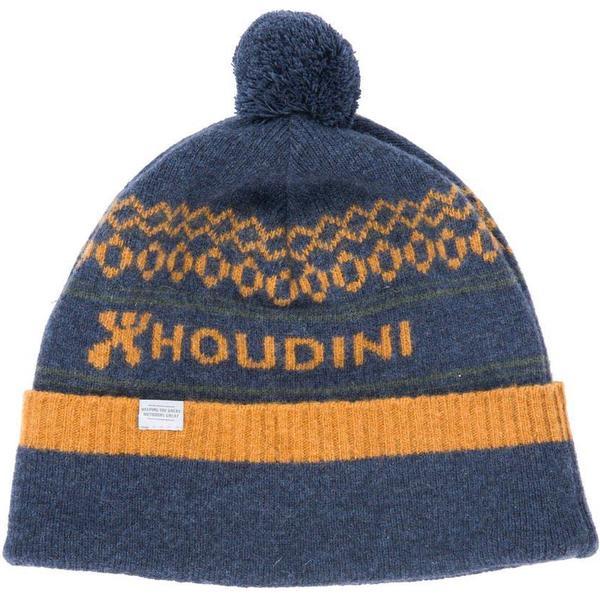 Houdini Chute Hat - Big Bang Blue/Rust