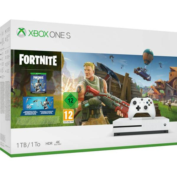 Microsoft Xbox One S 1TB - Fortnite