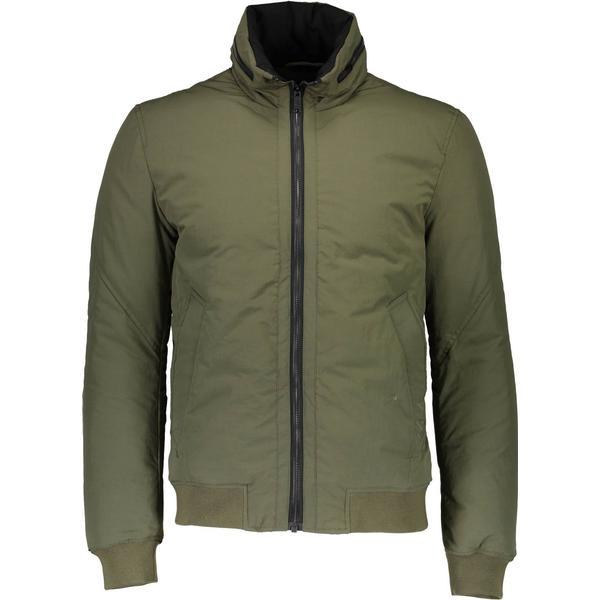 Junk de Luxe Bomber Jacket - Green/Army