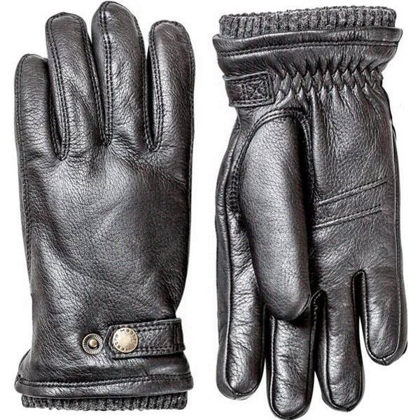 Hestra Utsjö Gloves - Black