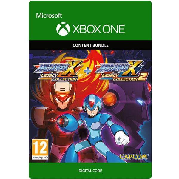 Mega Man X: Legacy Collection 1+2