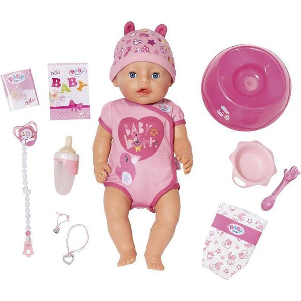 Baby Born Soft Touch Dock Pink