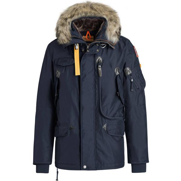 Parajumpers Right Hand Masterpiece Parka - Navy