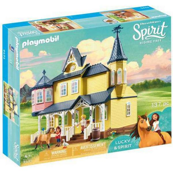Playmobil Lucky's Happy Home 9475