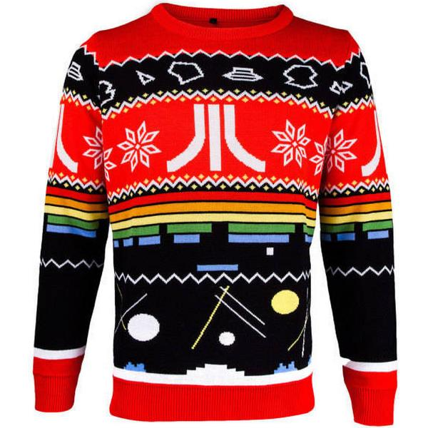 Numskull Atari Christmas Sweater Unisex