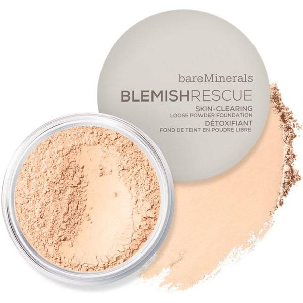 BareMinerals Blemish Rescue Skin-Clearing Loose Powder Foundation 1C Fair
