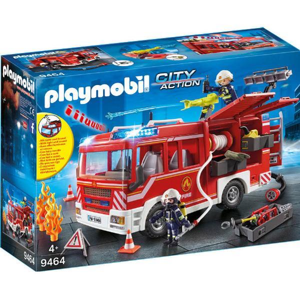 Playmobil Fire Engine 9464