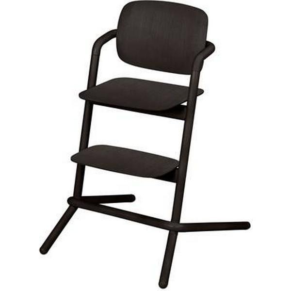 Cybex Lemo Chair Wood Infinity Black
