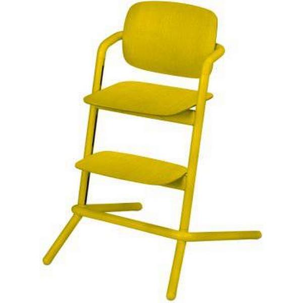 Cybex Lemo Chair Wood Canary Yellow