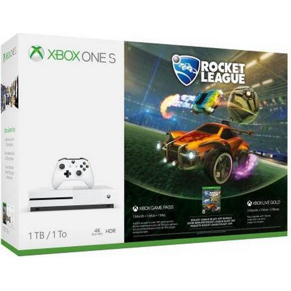 Microsoft Xbox One S 1TB - Rocket League