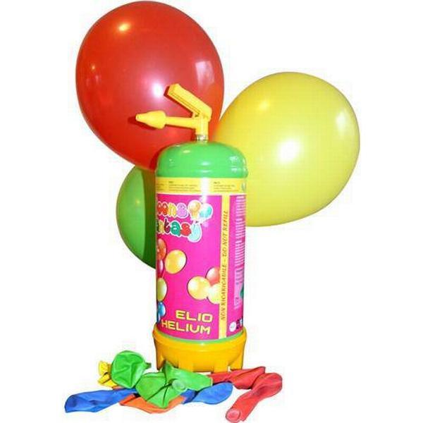 Helium Gas Cylinder Kit
