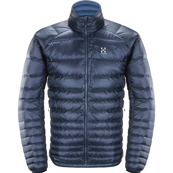 Haglöfs Essens Down Jacket - Tarn Blue/Blue Ink