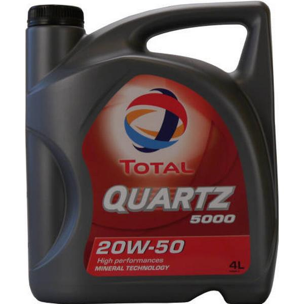 Total Quartz 5000 20W-50 4L Motor Oil