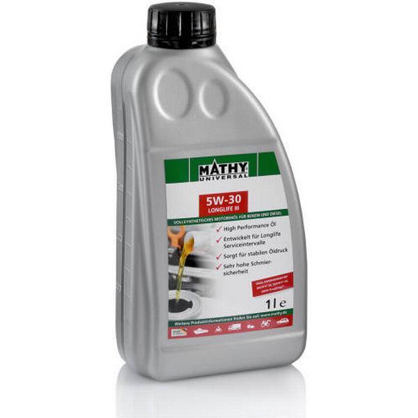 Mathy 5W-30 Longlife III 1L Motor Oil