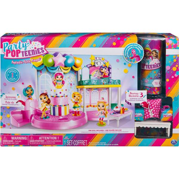 Mattel Party Popteenies Poptastic Party Playset