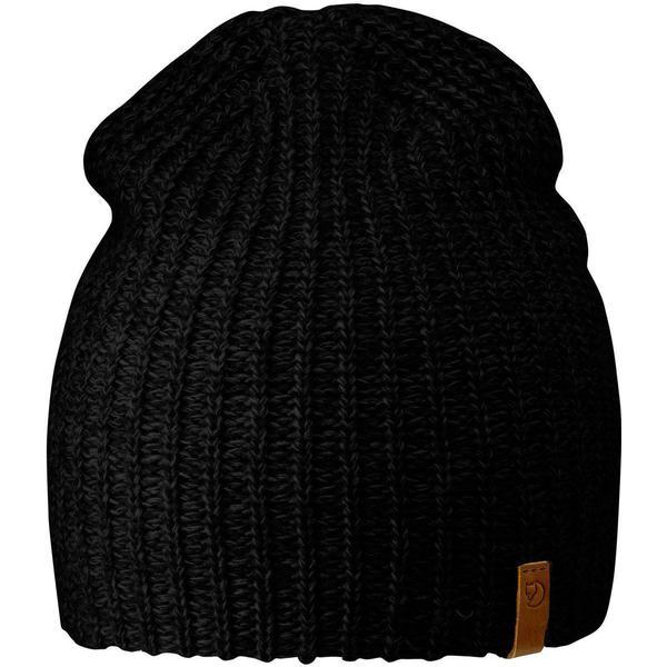 Fjällräven Övik Melange Beanie Unisex - Black