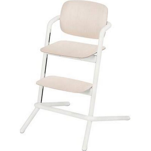 Cybex Lemo Chair Wood Porcelaine White