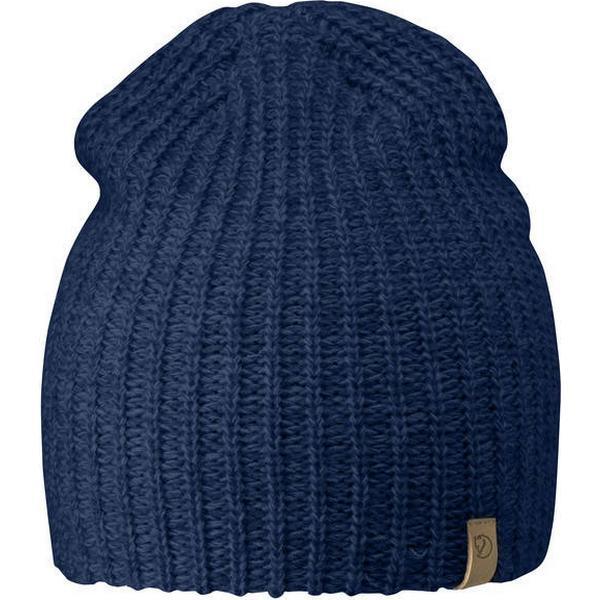 Fjällräven Övik Melange Beanie Unisex - Blueberry