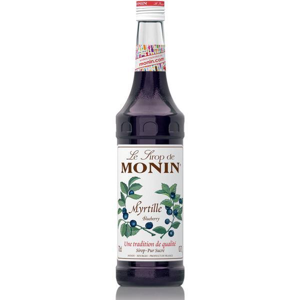 Monin Blueberry Syrup 0.7L