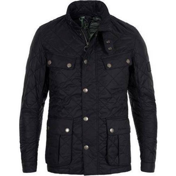 Barbour International Ariel Quilted Jacket - Black
