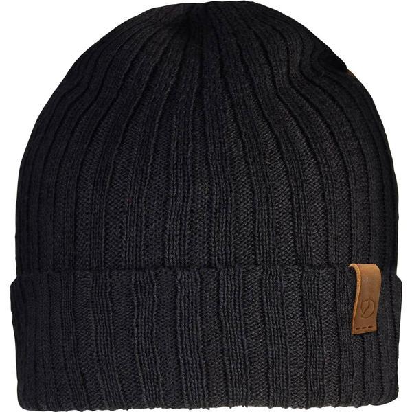 Fjällräven Byron Hat Thin Unisex - Black
