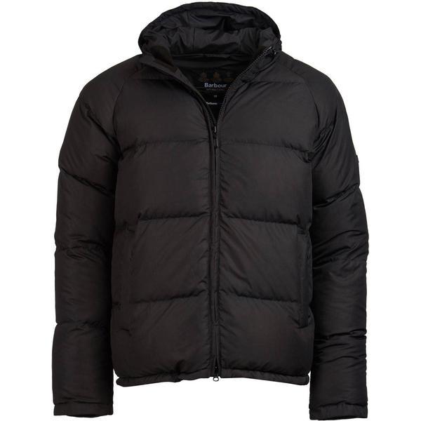 Barbour Derny Quilted Jacket - Black