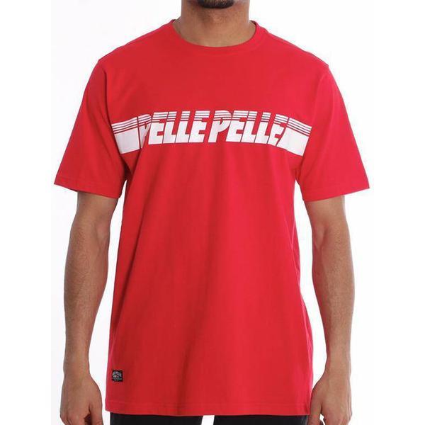Pelle Pelle Sayagata Fast T-shirt - Red