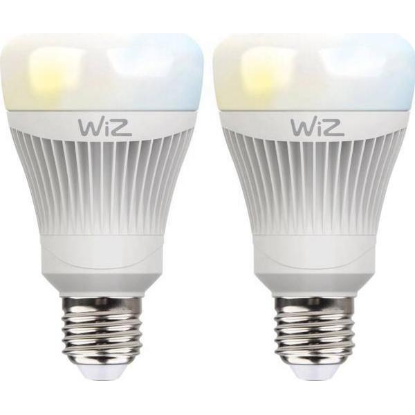 Wiz WZ0126072 LED Lamps 11W E27 2-pack