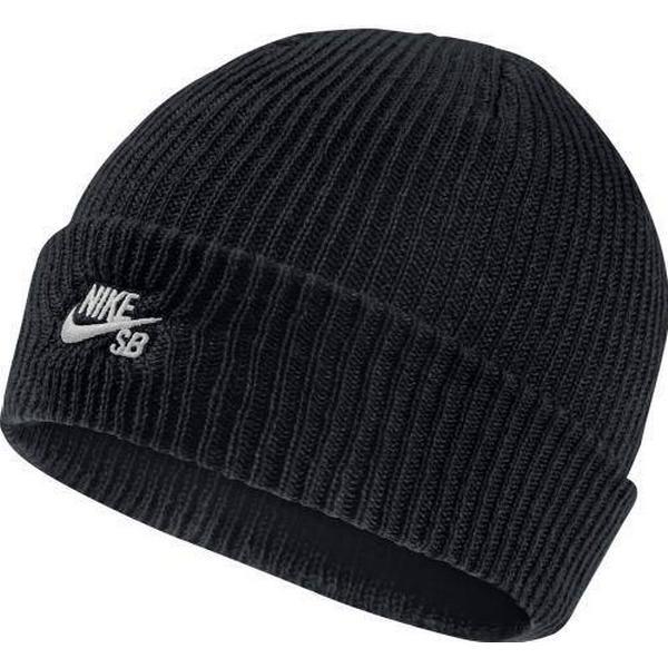 Nike SB Fisherman Beanie - Black/White