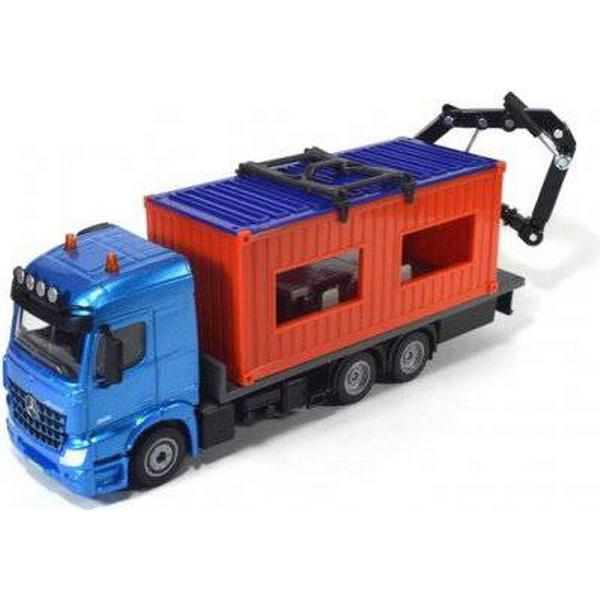 Siku Truck with Construction Container 3556