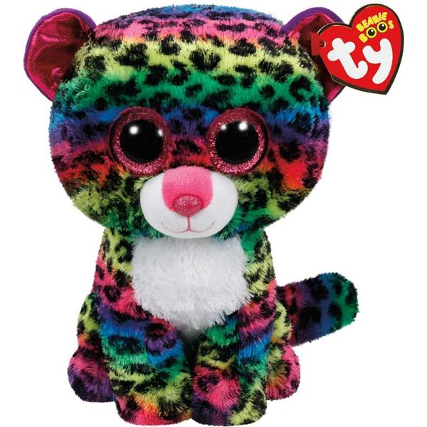 cf69f7964e5 TY Beanie Boos Dotty Leopard 15cm - Compare Prices - PriceRunner UK