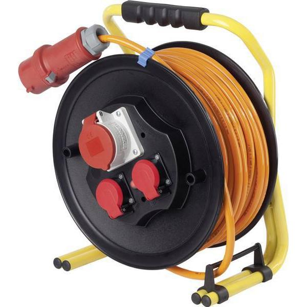 as - Schwabe 20663 3-way 30m Cable Drum