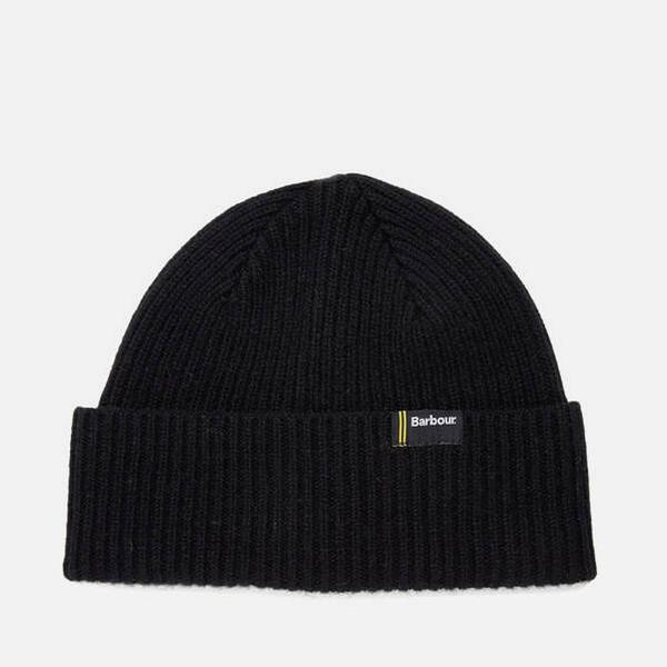Barbour International Beanie - Black