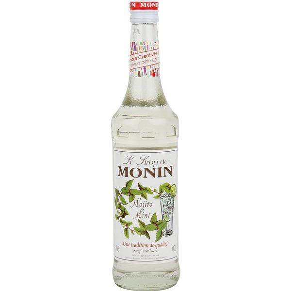 Monin Premium Mojito Mint Syrup 0.75L