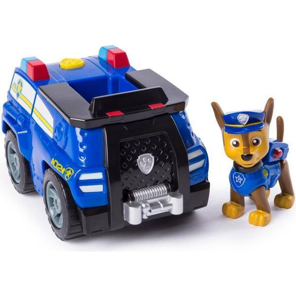 Spin Master Paw Patrol Chase's Transforming Police Cruiser