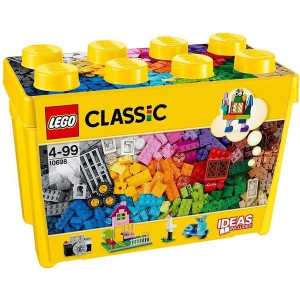 Lego Classic Large Creative Brick Box 10698 Compare Prices