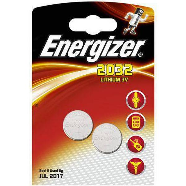 Energizer CR2032 Compatible 2-pack