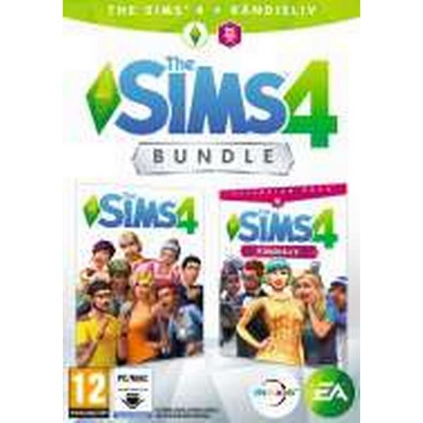 The Sims 4 Plus Kändisliv Bundle (Code in a box)